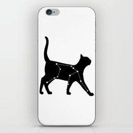 Aquarius Cat iPhone Skin