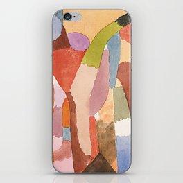 Vaulted Chambers iPhone Skin