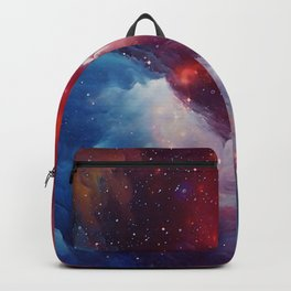 Misterious Space Backpack