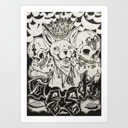 Wisdom Seeker Art Print