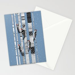 Woodpeckers Stationery Cards