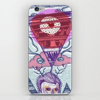 friday iPhone & iPod Skins featuring Friday by Andon Georgiev
