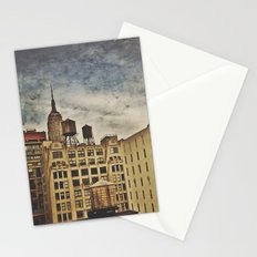 Water towers Stationery Cards