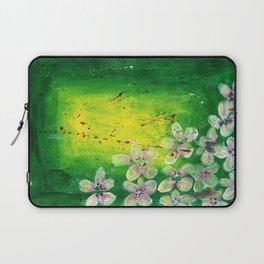 Flowers in the Meadows Laptop Sleeve