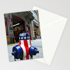 'NYC Heroic' Stationery Cards