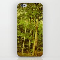 stand by me iPhone & iPod Skins featuring stand by me by Iris Lehnhardt