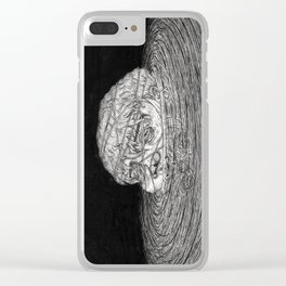 The Dresser Clear iPhone Case
