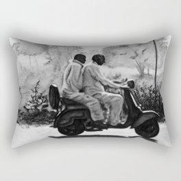 road bikes Rectangular Pillow