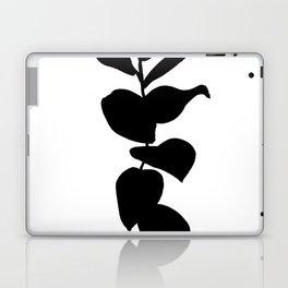 Leaves ink painting - Evie Laptop & iPad Skin