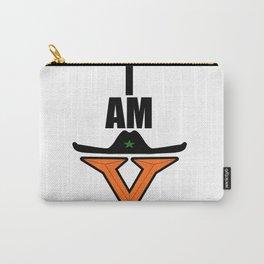 I am Vaquero Carry-All Pouch