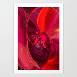 WADA fractal -2- Art Print