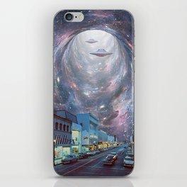 Main Street Portal iPhone Skin