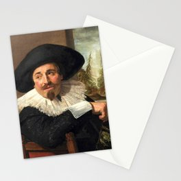 """Frans Hals """"Portrait of Isaac Abrahamsz"""" Stationery Cards"""