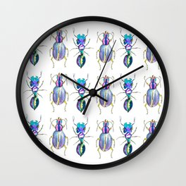 CREEPY CRAWLY Wall Clock