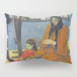Schuffenecker Family by Paul Gauguin Pillow Sham