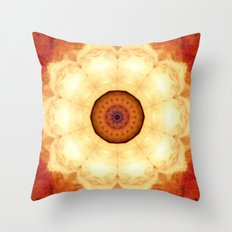 Inner Gravity Throw Pillow