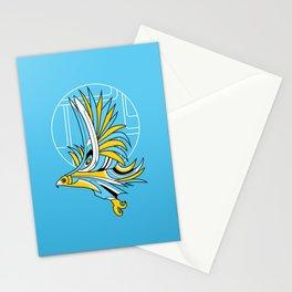 Hawk Deco Stationery Cards
