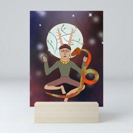 Cernunnos Mini Art Print
