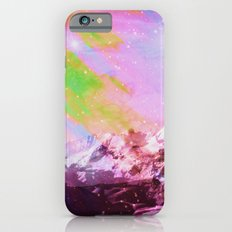 Crystal Mountain Slim Case iPhone 6s