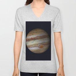 Jupiter Unisex V-Neck