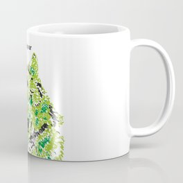 Wolf - do not let it disappear Coffee Mug