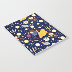 Be Our Guest Pattern Notebook