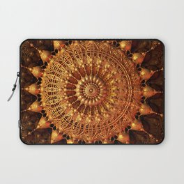 Sun Spur - Raw 3D Fractal Laptop Sleeve