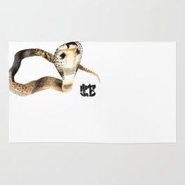 CHINESE ZODIAC (Snake)  Rug