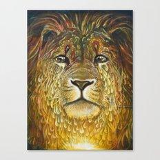 Judah's Tears Canvas Print