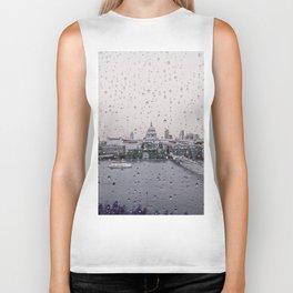 Rainy St. Paul's Biker Tank