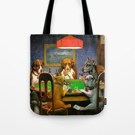 A FRIEND IN NEED - C.M. COOLIDGE Tote Bag