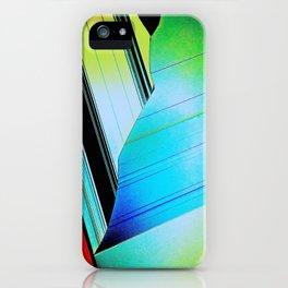 Screen Tear iPhone Case