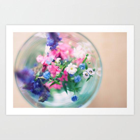 Parfum Art Print