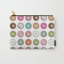 Donut Eat Carry-All Pouch
