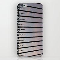 bar iPhone & iPod Skins featuring Bar by Goolpia