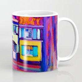 Wassily Kandinsky Houses in Murnau Coffee Mug