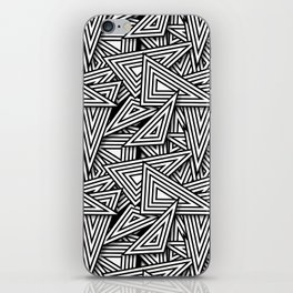 Triangle Funk iPhone Skin