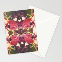 Sunset of Roses Stationery Cards