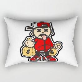Street-Hustle Design Co. Rectangular Pillow