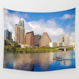 Austin 02 - USA Wall Tapestry