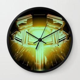 FAREWELL 2015 Wall Clock