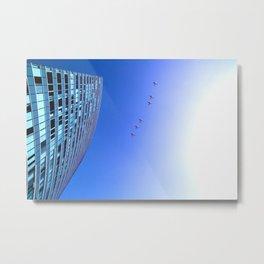 Air Convoy  Metal Print