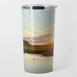 Sunset on Jones Road Travel Mug