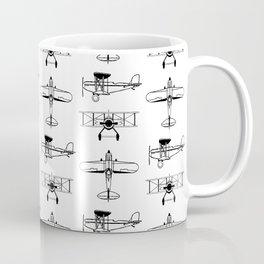 Biplanes Coffee Mug