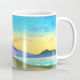 Kawase Hasui - Miho Sunset - Digital Remastered Edition Coffee Mug