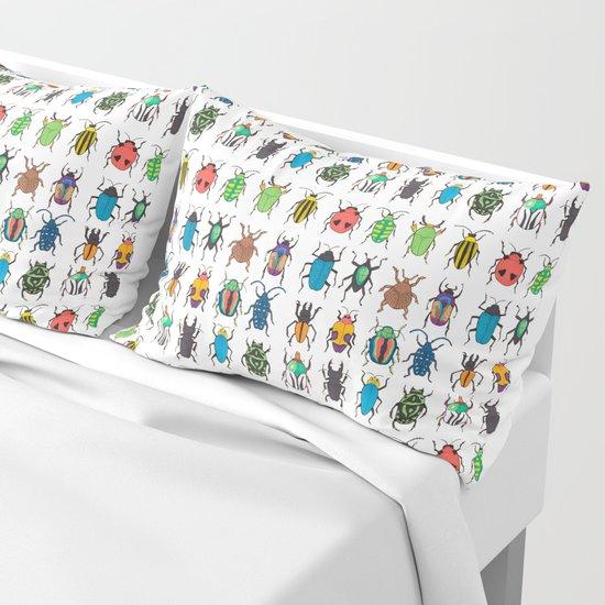Beetle Species by thedapperjackalope