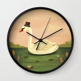 Mr. Beauregard Wall Clock