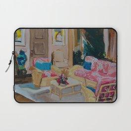 Golden Girls living room Laptop Sleeve