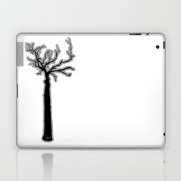 Black & White Tree's Laptop & iPad Skin
