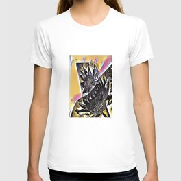 Cabsink17DesignerPatternCOCT T-shirt